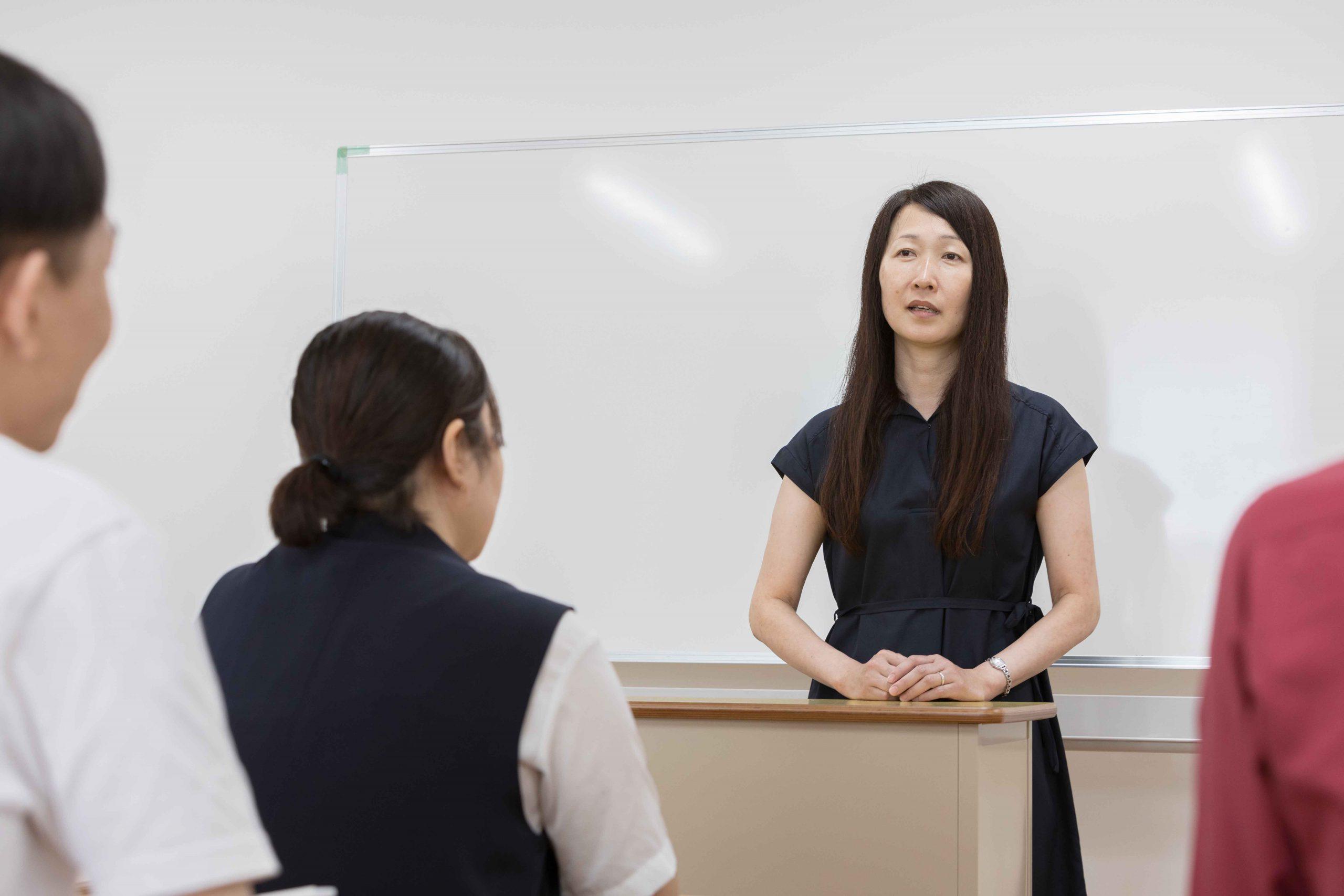 大学、専門学校への進学を見据えた学習指導